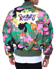 Freeze Max - Rugrats Camo MA 1 Jacket-2438374