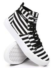 Supra - Stacks Zebra Print Mid Sneaker-2438183
