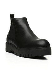 Footwear - Ankle Cut Rain Boots-2436532