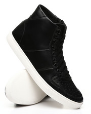 Footwear - High Top Lace Up Sneakers-2438789