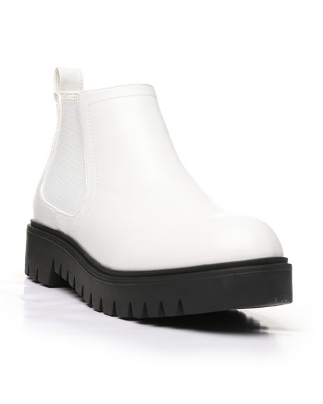 Fashion Lab - Ankle Cut Rain Boots