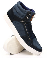 Holiday Shop - High Top Lace Up Sneakers-2438942