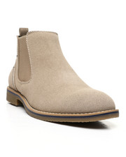 Mens-Holiday - Micro Suede Boots-2439057