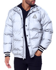 Mens-Winter - Arch Tape Logo Jacket-2439536