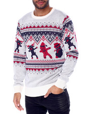 Ugly Christmas Shop - Dabbing Holiday Sweater-2439692
