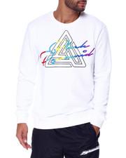 Black Pyramid - Maze Spectrum Crewneck-2439587