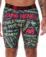 Boxers & Briefs - Young Money Icon Boxer Briefs-2439718