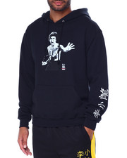 DGK - DGK x Bruce Lee Fierce Hoodie-2439611