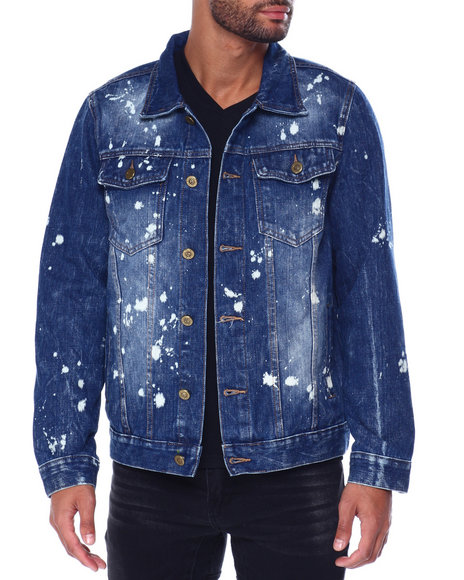MAISON NOIR - Jackson Denim Jacket