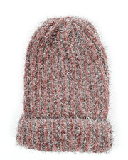 Stocking Stuffers Men - Metallic Knitted Beanie-2438342