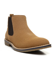 Mens-Holiday - Micro Suede Boots-2439841