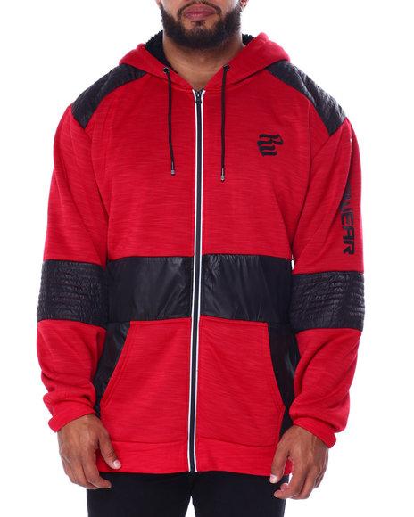 Rocawear - Elite Full Zip Hoody (B&T)