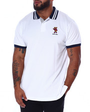 Hustle Gang - Charlie S/S Polo (B&T)-2440385