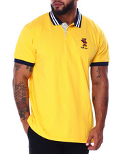 Hustle Gang - Charlie S/S Polo (B&T)-2440402