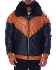 Big & Tall Faves - Tri Color Goose Country Jacket (B&T)-2436549