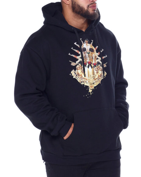 Buyers Picks - Gold Bottles Hoody (B&T)