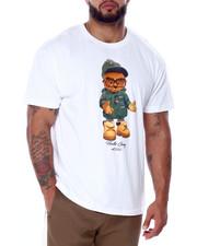 Hustle Gang - Bear-Matic S/S Tee (B&T)-2437063