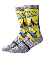 Socks - Stance x Marvel Wolverine Comic Socks-2440690