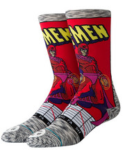 Socks - Stance x Marvel Magneto Comic Socks-2440713