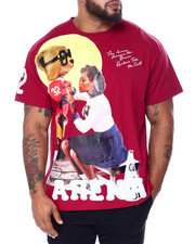 Hustle Gang - Fresh Bear S/S Tee (B&T)-2436989