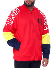 Hustle Gang - Fast Track Jacket (B&T)-2440406