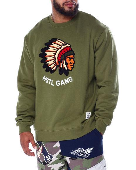 Hustle Gang - Big Chief Crew (B&T)