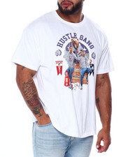 Hustle Gang - College Bear S/S Tee (B&T)-2436942