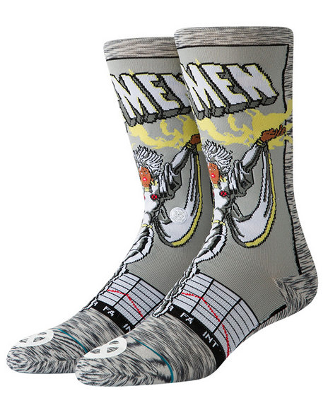 Stance Socks - Stance x Marvel Storm Comic Socks