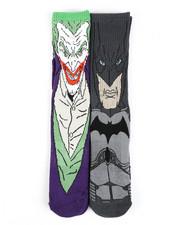 Stocking Stuffers Men - Joker 2 Pair Crew Socks-2436848