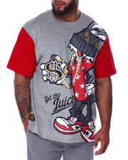 SWITCH - Graphic S/S Tee W/Glossy Gel (B&T)-2439993