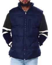 Outerwear - Padded Vest W/Fleece Lining (B&T)-2440361