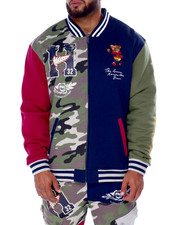 Hustle Gang - Rucker Jacket (B&T)-2440394