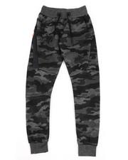 Activewear - Metallic Camo Print Joggers (8-18)-2439954