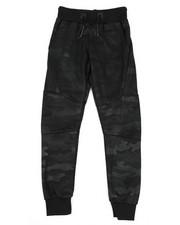 Activewear - Metallic Camo Print Joggers (8-18)-2439503