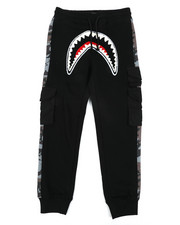 Hudson NYC - Utility Sharks Mouth Jogger Pants (8-18)-2440165