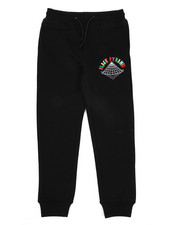 Black Pyramid - Color Drip Logo Sweatpants (5-18)-2440029