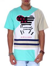 Shirts - Chenille Union Jack Teddy Tee-2440125