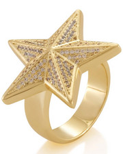 King Ice - The Star Ring (.925 Sterling Silver)-2440588