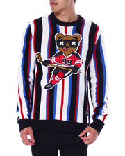 Buyers Picks - Stripe Hockey Bear Sweater-2440736