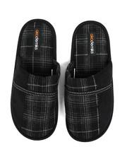 Men - Fleece Slippers-2441429