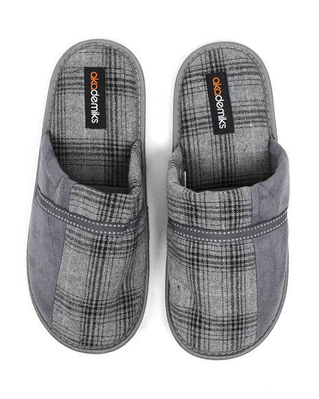 Akademiks - Fleece Slippers