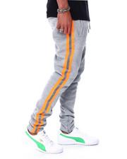 Buyers Picks - Fleece Jogger w Tape Detail-2440775
