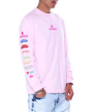 HUF - TROJAN PLEASURE PACK LS TEE-2440731