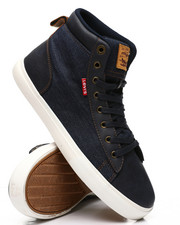 Levi's - Galt Denim Waxed UL NB Sneakers-2441309