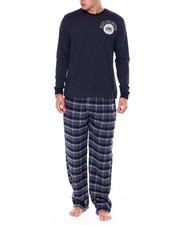Sets - L/S Crew With Flannel Pant & Flannel Boxer Gift Set-2437212