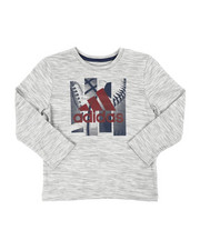Adidas - Long Sleeve Multi Sport Bos Tee (4-7)-2436308