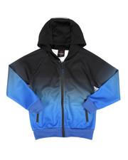 Activewear - Dip Dye Full Zip Track Jacket (8-20)-2439964
