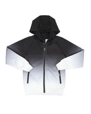 Activewear - Dip Dye Full Zip Track Jacket (8-20)-2439959