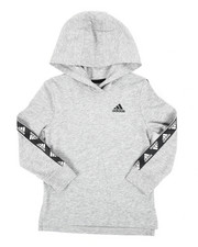 Adidas - Hooded Linear Tee (2T-4T)-2435826