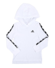 Adidas - Hooded Linear Tee (2T-4T)-2435886
